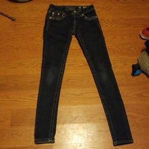 Miss Me Skinny Jean size 23